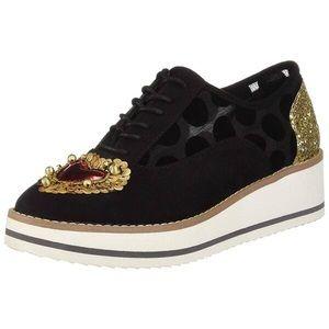 Betsey Johnson Winnie Flatform Shoes